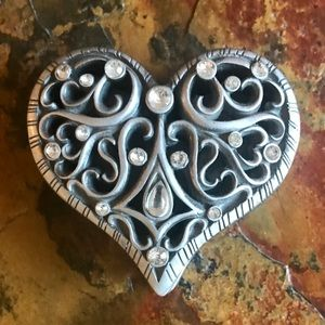 Other - Heart Crystal Trinket Box